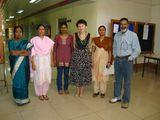 Scientific visit to Indian Institute of Chemical Technology, Hyderabad (12.2010)